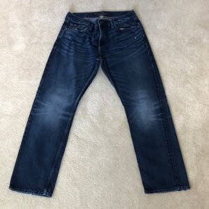 Banana Republic Men's Vintage Straight Jeans